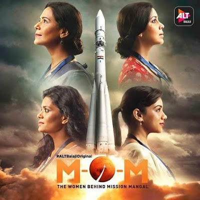 Mission Over Mars 2019 Hindi Complete WEB Series 720p HEVC