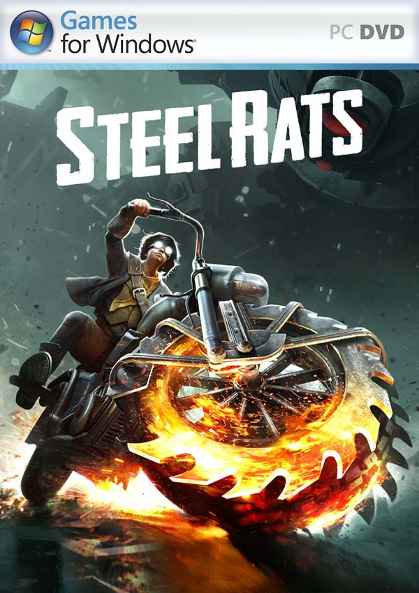 Steel Rats PC Cover