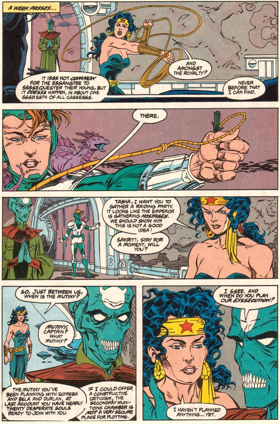 Read online Wonder Woman (1987) comic -  Issue #70 - 10