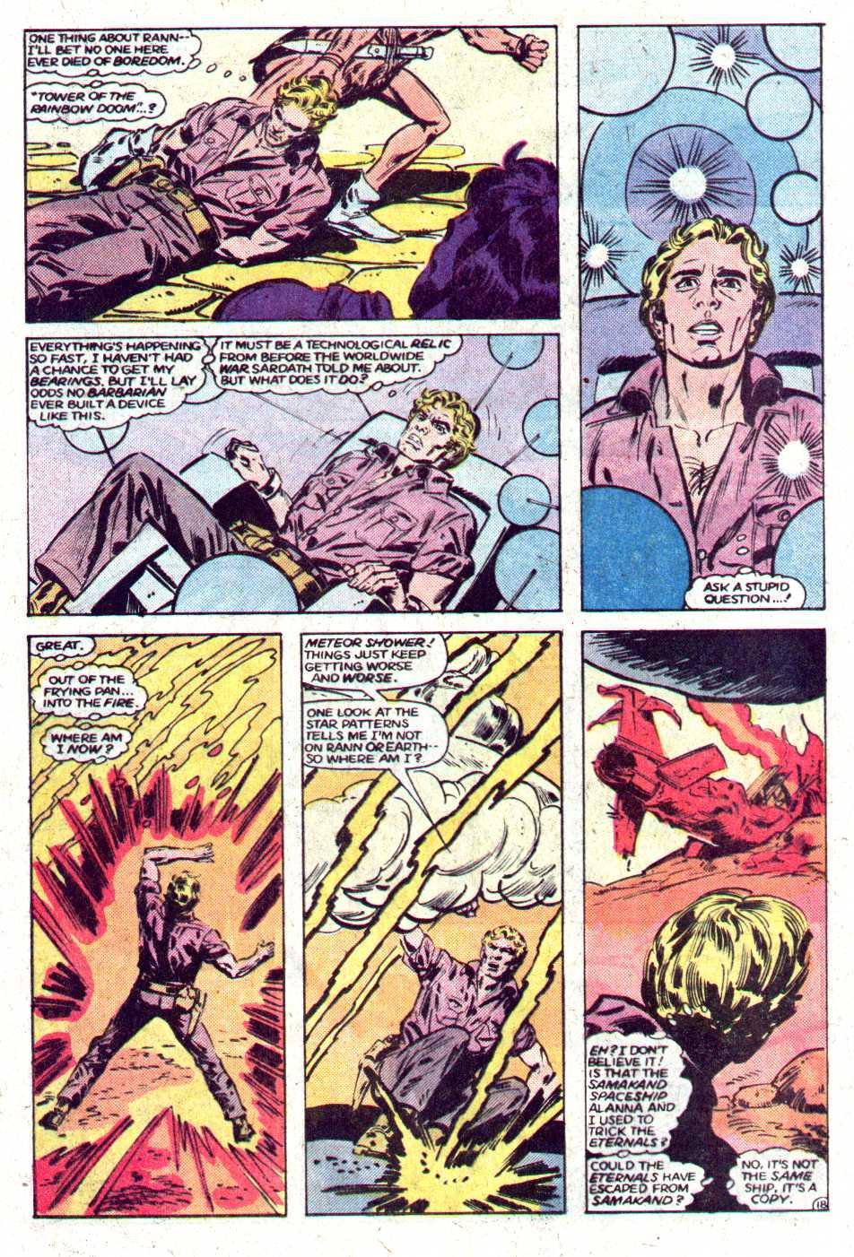 Read online Secret Origins (1986) comic -  Issue #17 - 19