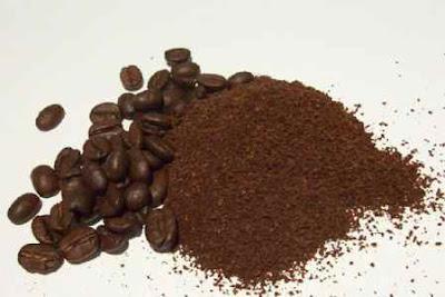 Cara Mencerahkan Kulit tangan dan kaki dengan ampas kopi dan susu