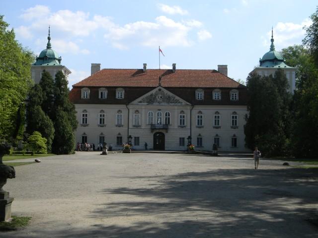 Pałac Radziwiłłów i Arkadia