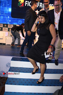 Ekta Kapoor Anurag Kashyap & Ramesh SippyAt at FICCI FRAMES 2017  0126.JPG