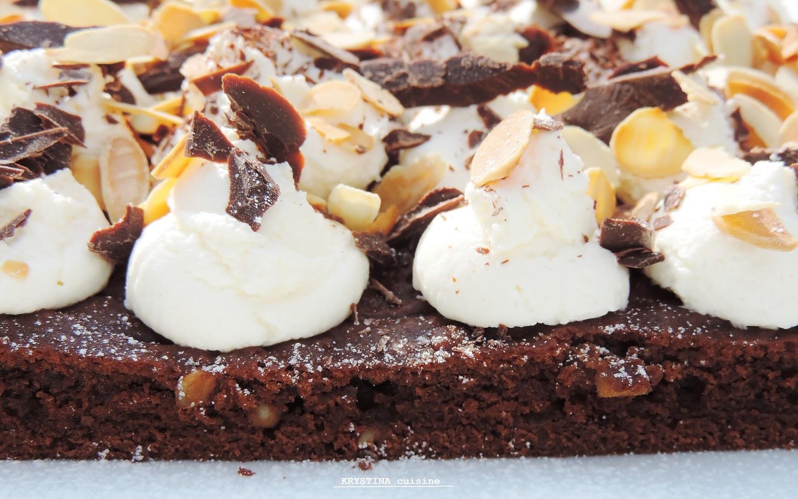 Cake Chocolat Speculoos Tupperware