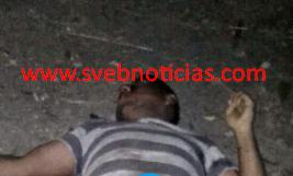 Ejecutan a talachero en Tecolutla Veracruz