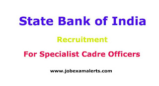 SPECIALIST CADRE OFFICERS