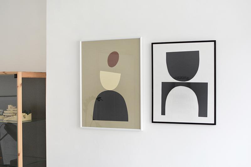 Diy Easy Modern Wall Art Burkatron