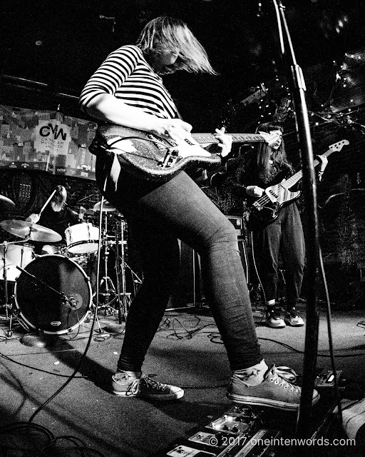 Bitch Falcon at The Bovine Sex Club for Canadian Music Week CMW 2017 on April 21, 2017 Photo by John at One In Ten Words oneintenwords.com toronto indie alternative live music blog concert photography pictures