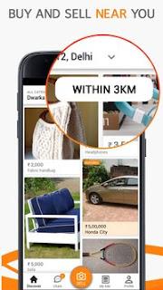 تحميل تطبيق OLX لعمليات البيع والشراء