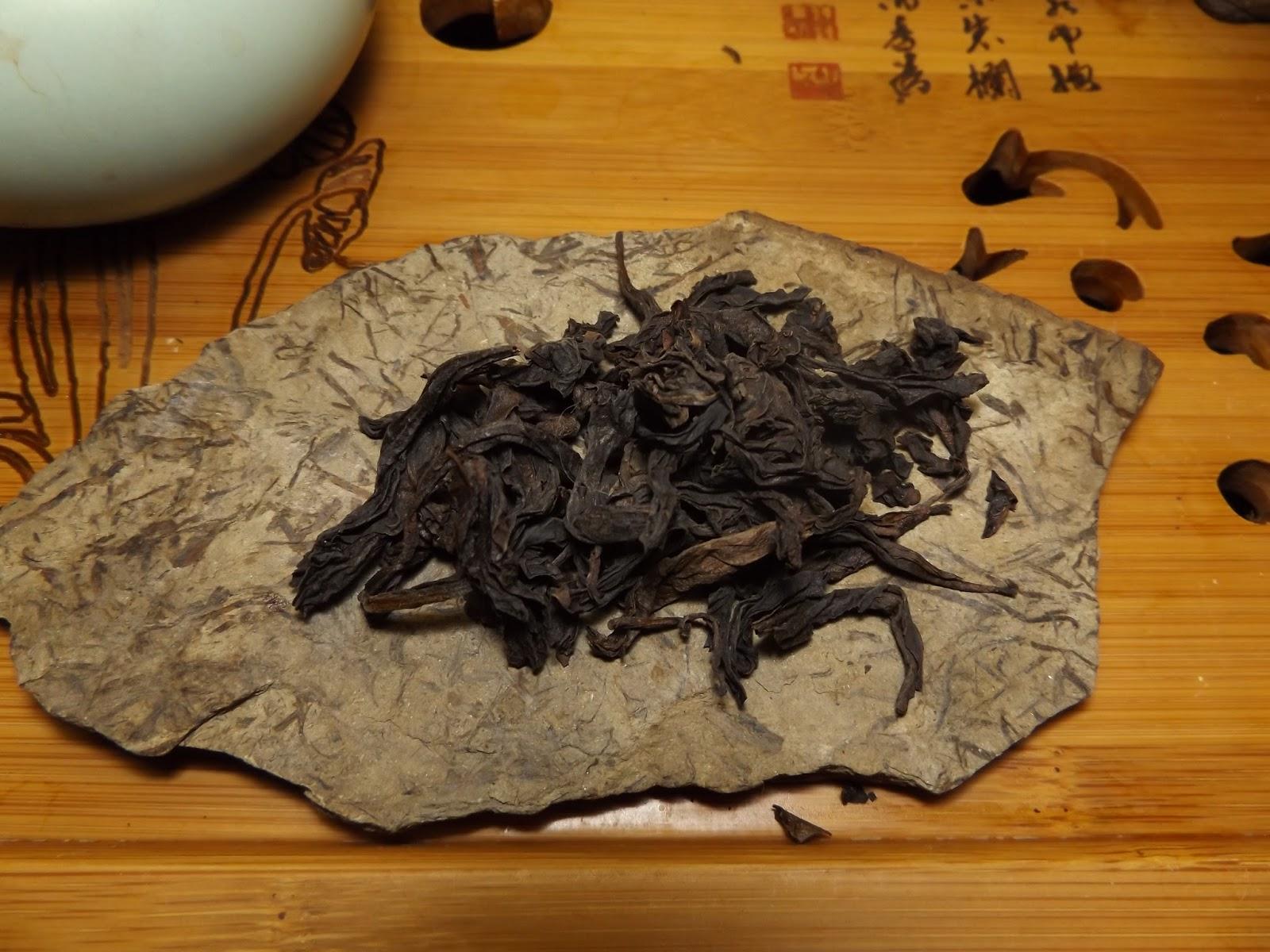 Wuyi tea bdsm