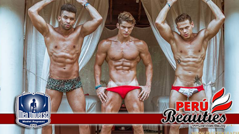 Men Universe Model 2016   Sesiones Fotográficas
