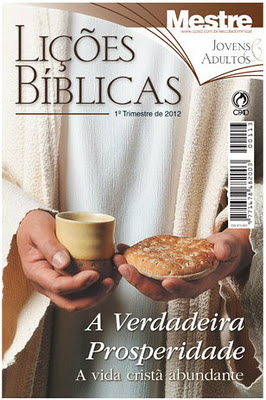 revista da escola dominical cpad 2011