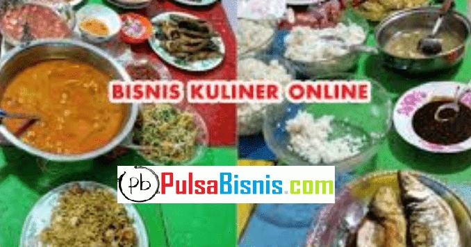 Mengenal Bisnis Kuliner Online untuk Ditindaklanjuti dan ...