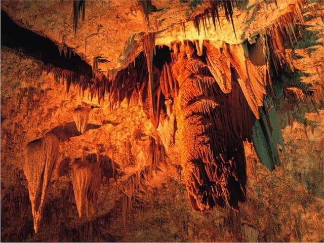 Cavernas Carlsbad - Novo México - EUA