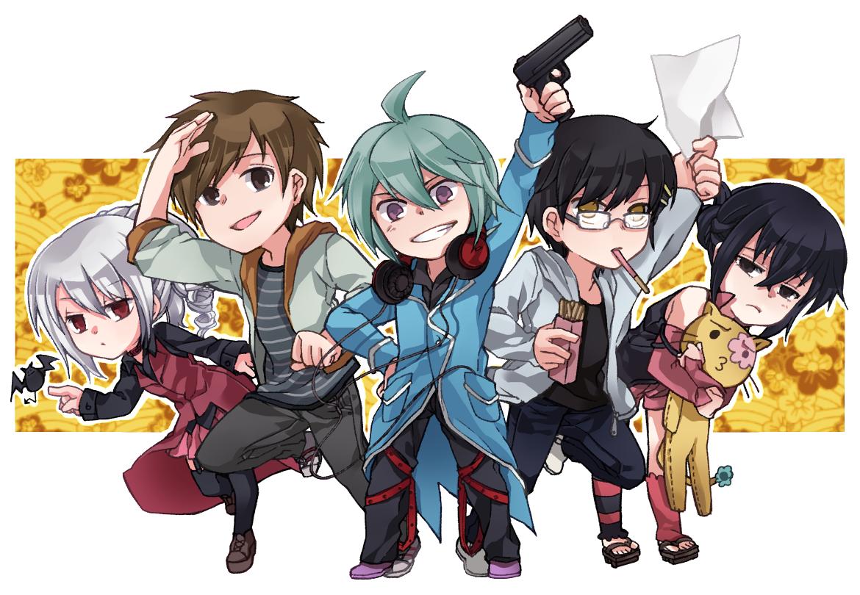 RPG Convention in Taipei: 2013.1月場遊戲簡介 - シノビガミ -忍神-