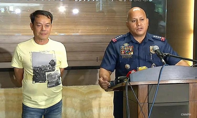 LEYTE MAYOR ESPINOSA CONFIRMED THAT HIS SON IS CONNECTED IN ILLEGAL DRUG TRADE