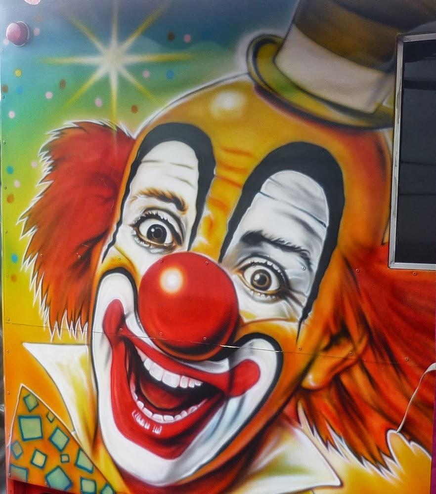 a.l.a.e. montech 2013-2014: je suis le clown