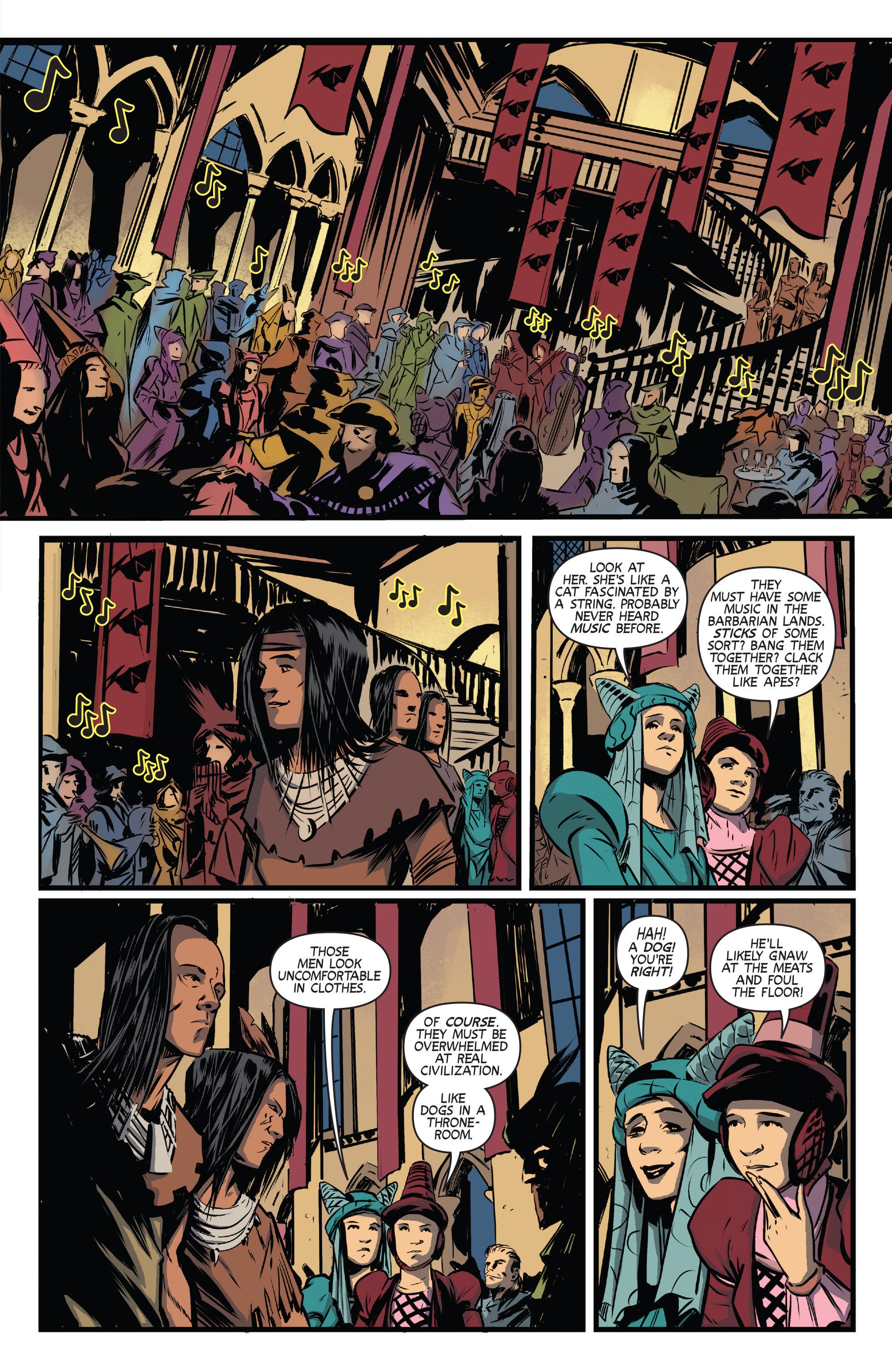 Read online Turok: Dinosaur Hunter (2014) comic -  Issue # _TPB 3 - 39