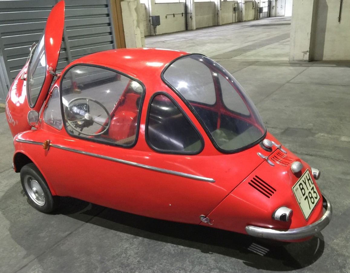 Heinkel Cars Kabines And Cabin Scooters
