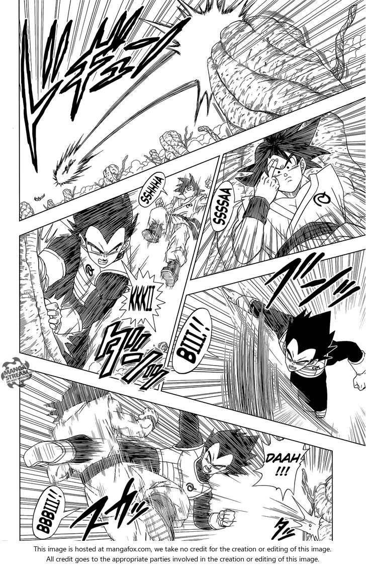 Dragon Ball Super Ch.5