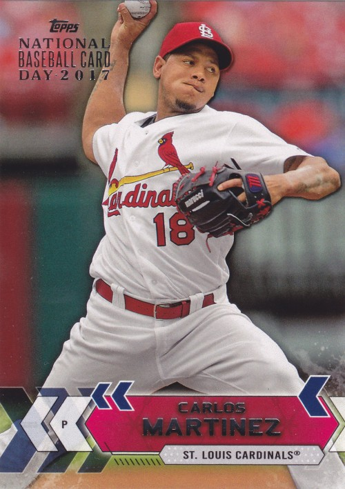 Cards On Cards National Baseball Card Day 2017 Style