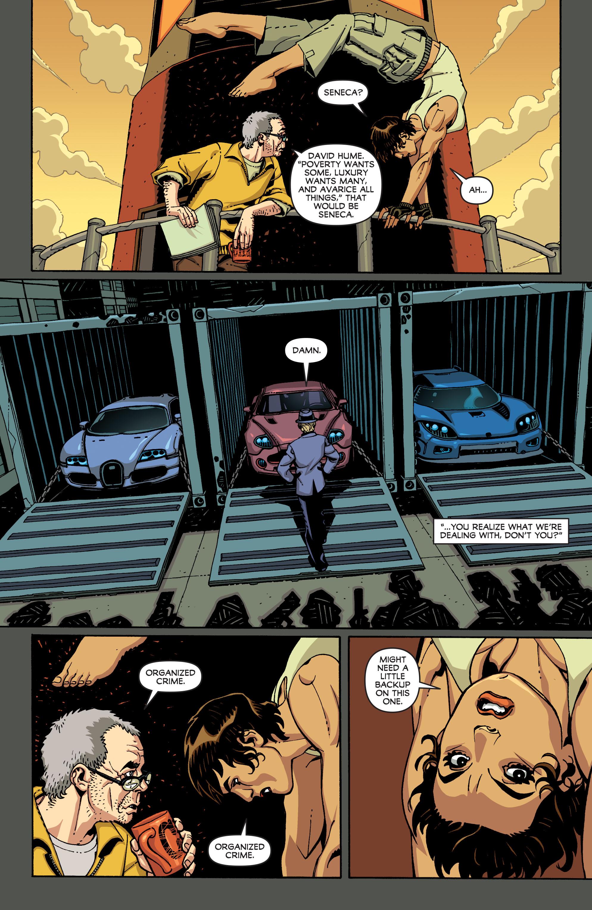 Detective Comics (1937) 859 Page 22