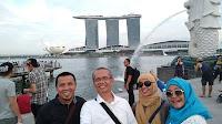 Liburan Gratis ke Singapura