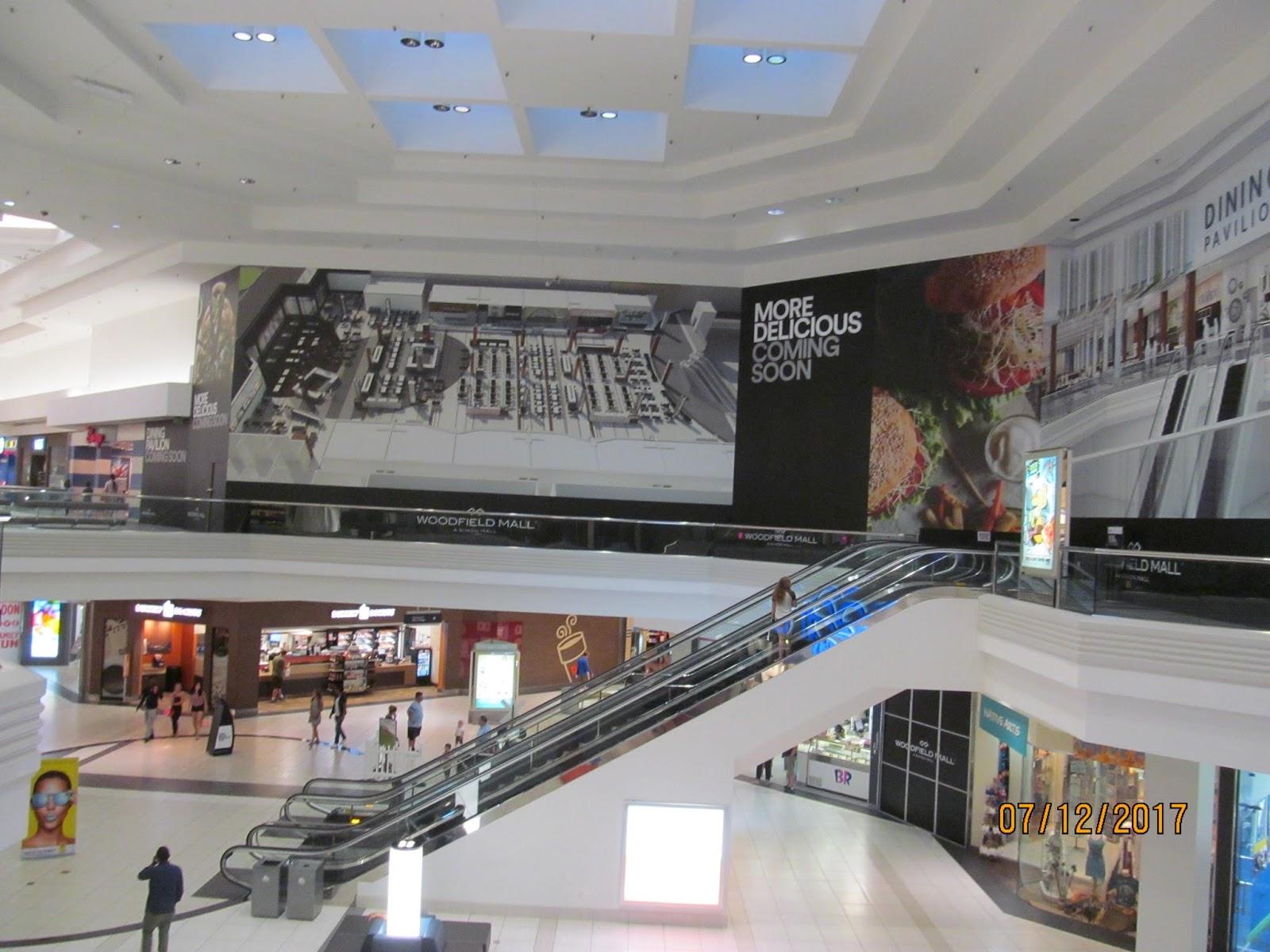 Aldo woodfield mall / Woodbury travel