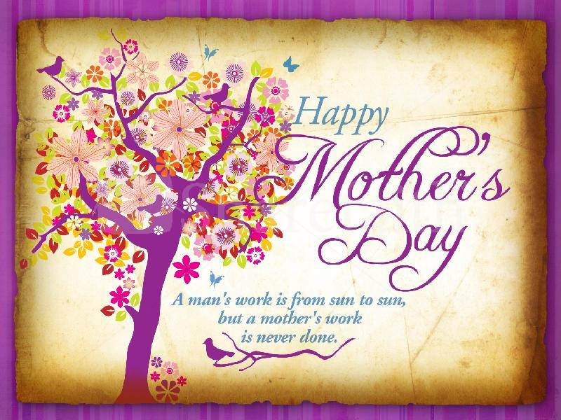 Happy Mother S Day Religious Quotes: Eli To The Nth: Happy Mother's Day