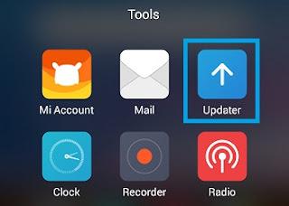 3 Cara Update MIUI  Xiaomi Install ke Versi yang terbaru [ Flash ROM Official ]