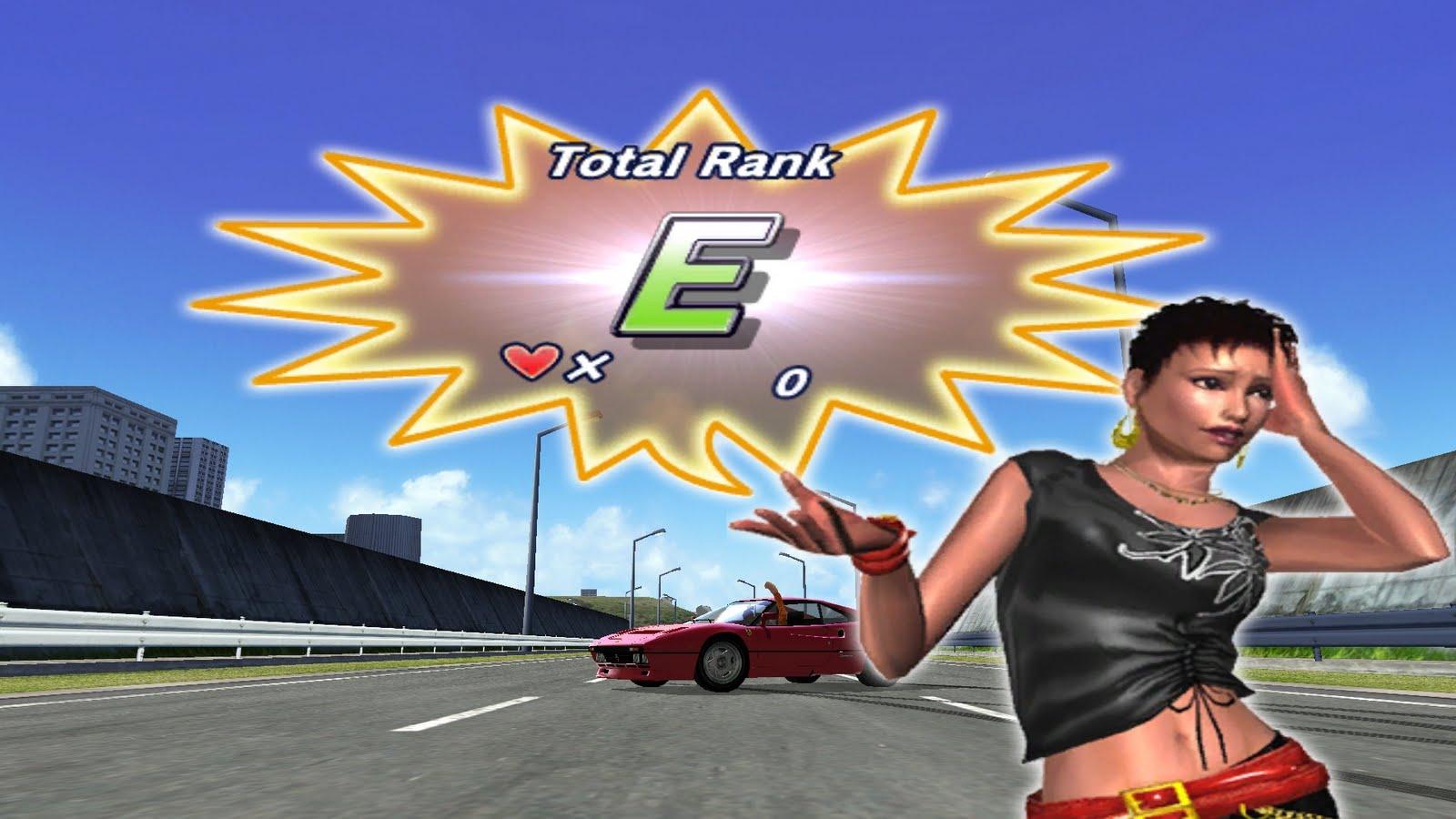 Musings of a Sega Racing Fan: It Has An OutRun 2 Emulator Too!