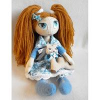 Интерьерные текстильные игрушки и куклы каталог топ список рукодельных блогов