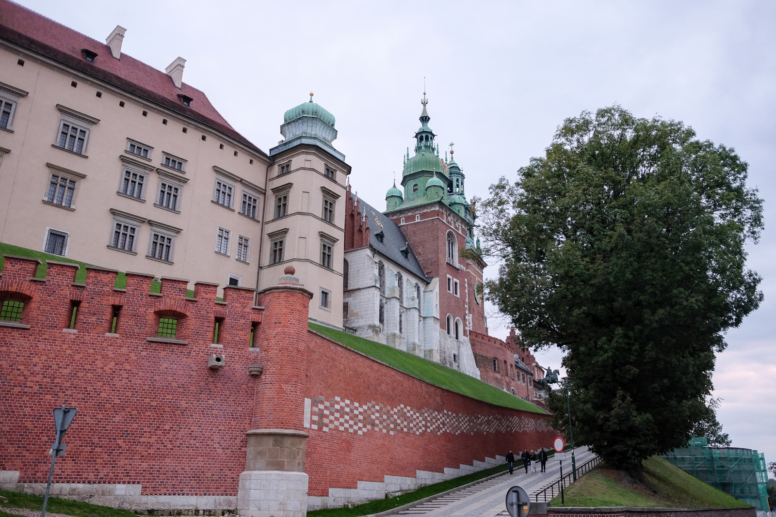 Wawel Castle Cafe @ Krakow, Poland