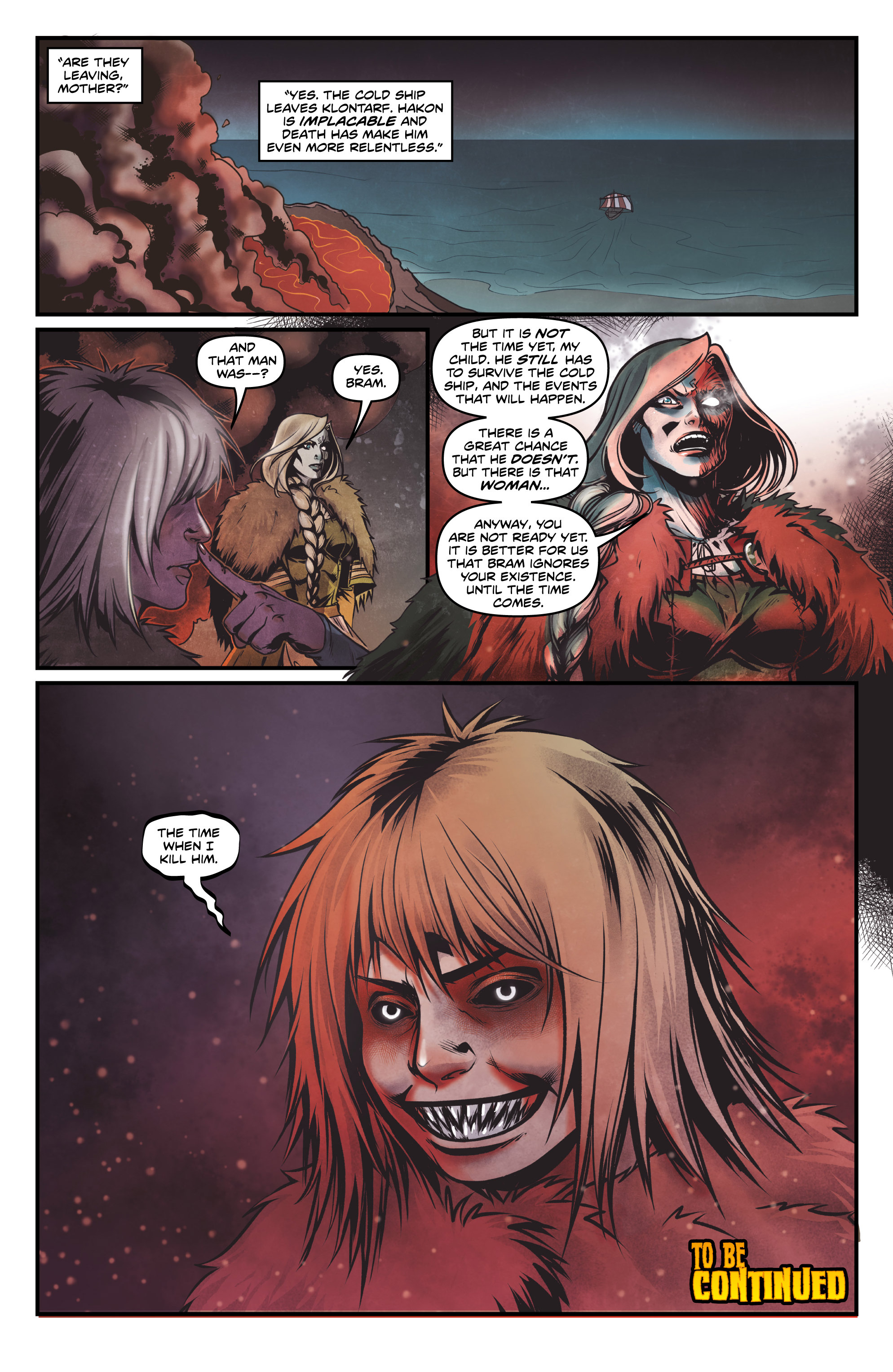 Read online Rogues! (2014) comic -  Issue #2 - 25