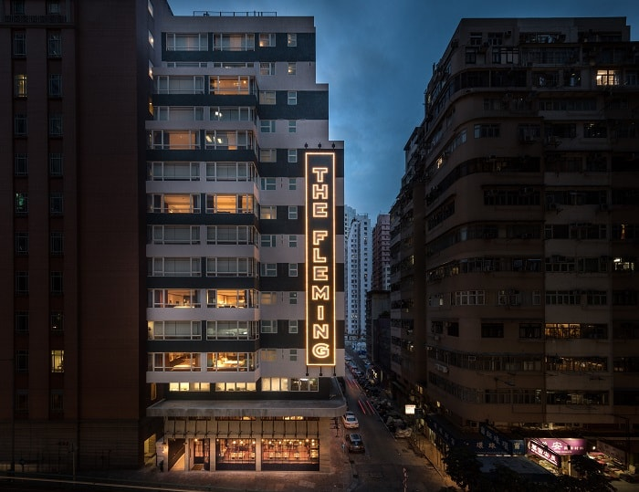 The Fleming at Wan Chai, Hong Kong