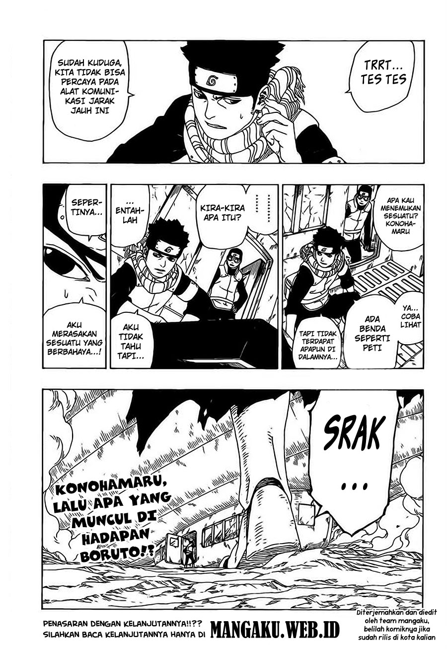 Baca Manga Boruto Chapter 16 Bahasa Indonesia