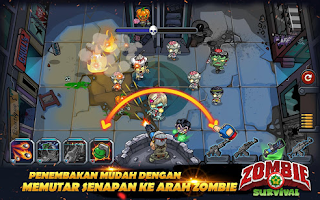 Download Zombie Survival: Game of Dead Mod Apk