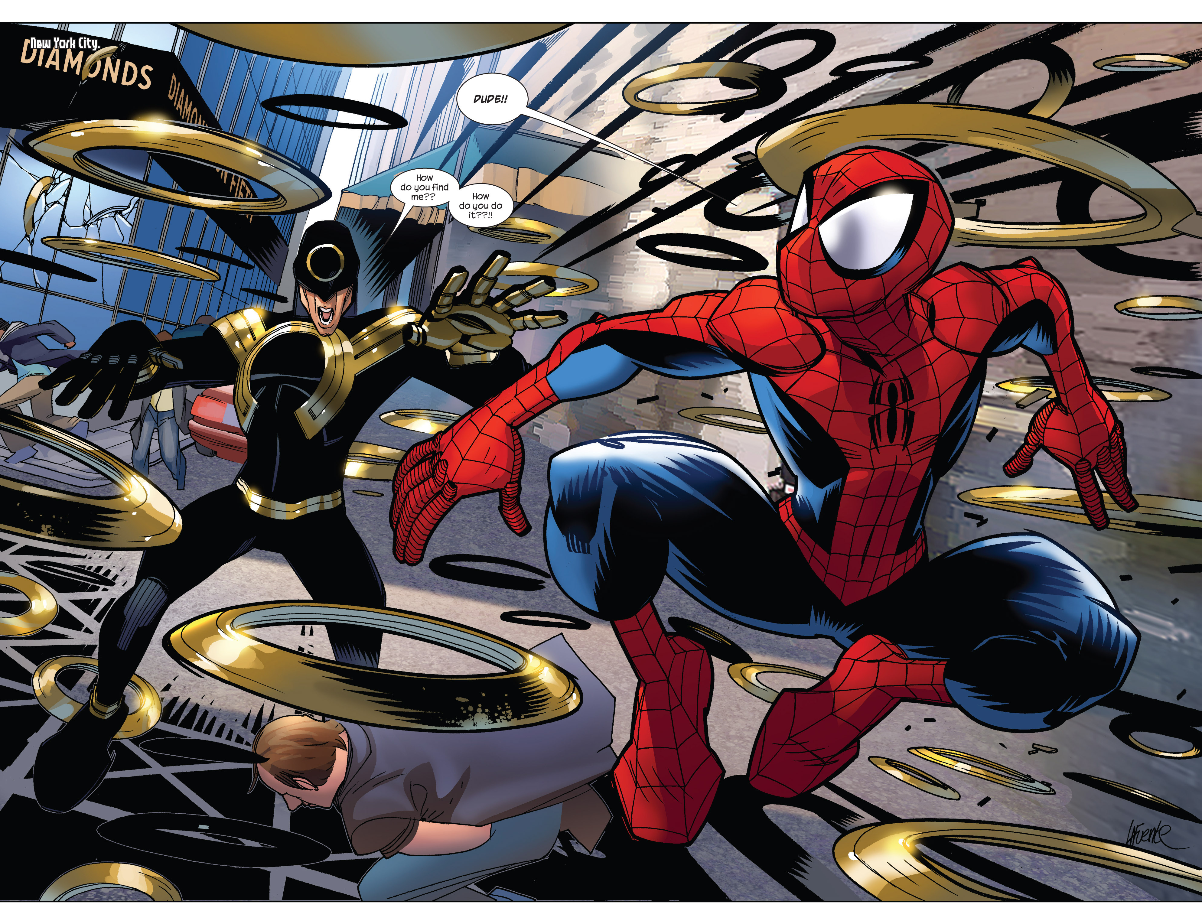 Read online Ultimate Spider-Man (2009) comic -  Issue #150 - 4