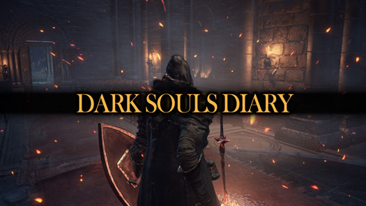 Dark Souls III Diary - Playthrough Journal - Part 1