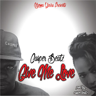 [feature]Casper Beatz - Give Me Love