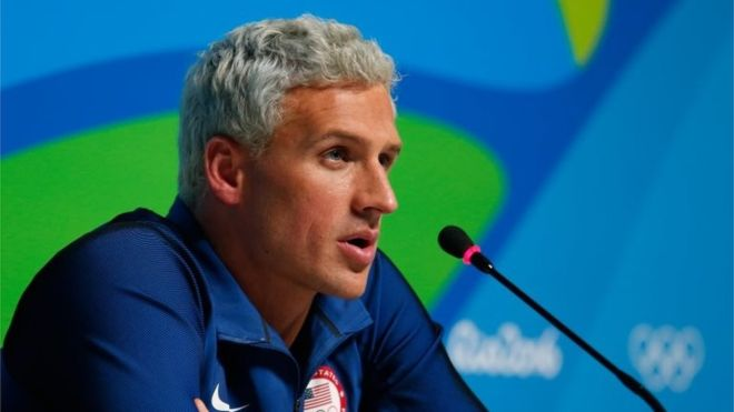 Ryan Lochte and James Feigen ordered to stay in Brazil