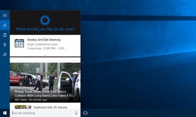 Cara Aktifkan Fitur Cortana pada Windows 10