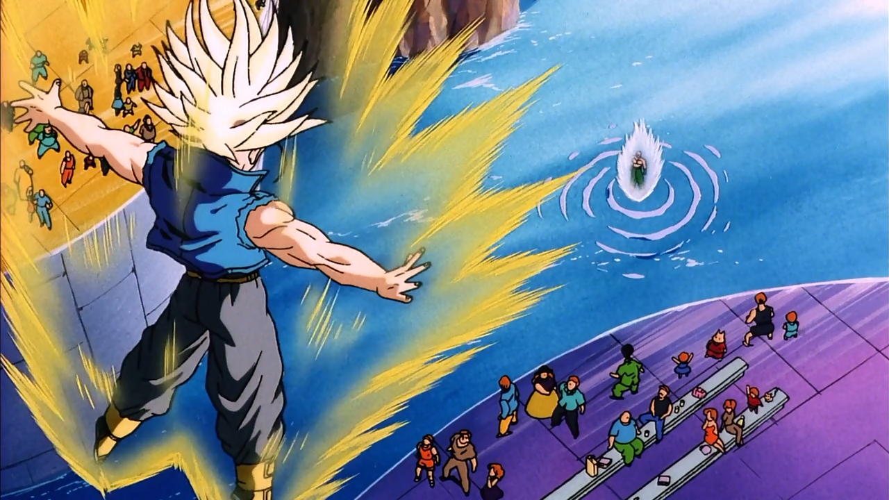 Corona Jumper: Dragonball Z Movie 9: Bojack Unbound