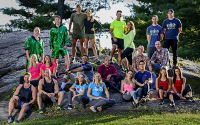"Meet the teams of the 2018 ""Amazing Race."""