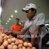 Harga Telur di Pasar Senen Sentuh Rp 29 Ribu per Kilogram