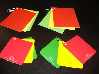 7 Pelbagai Kegunaan Traffic Light Cards Template Mudah Mengajar
