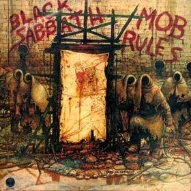 "BLACK SABBATH : ""Mob Rules"" 1981"