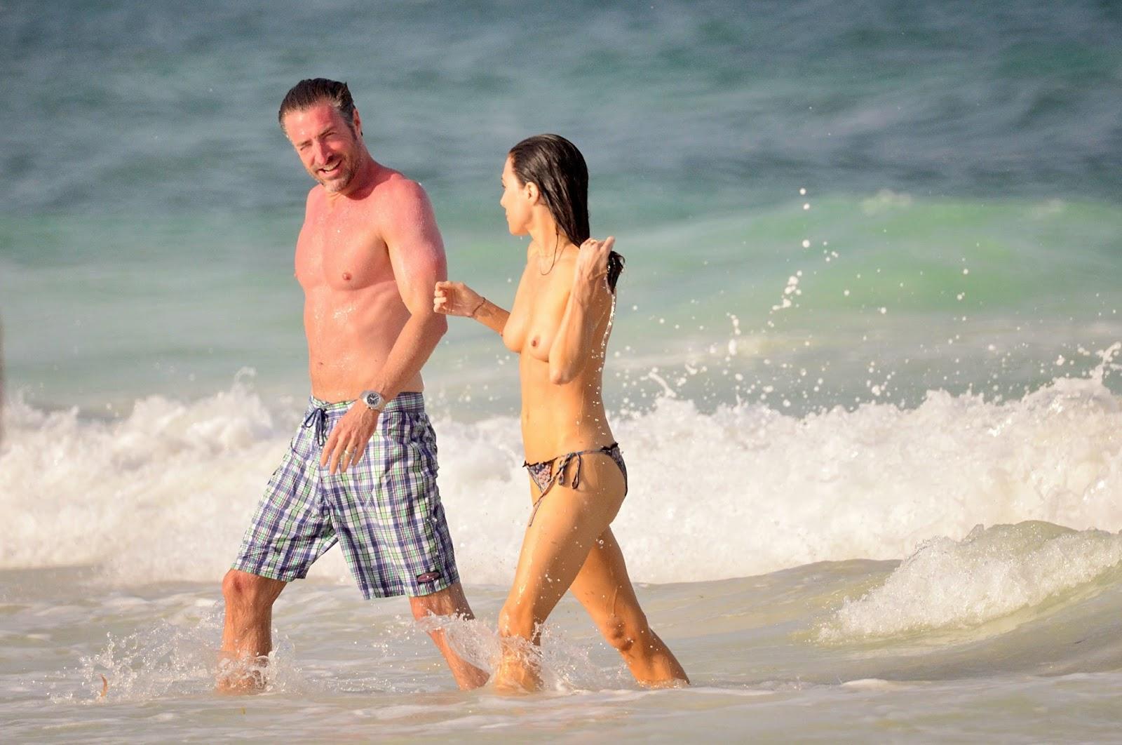 Jaime murray bikini ich