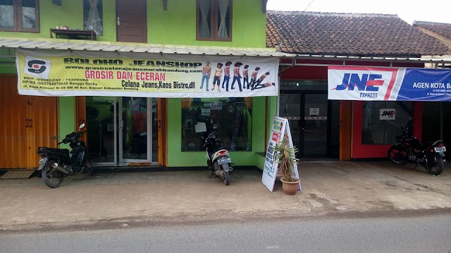 Alamat grosir  jeans di Palembang