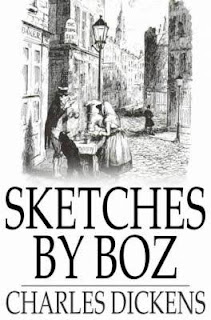 Sketches by Boz : Charles Dickens Download Free Sketch Story Book